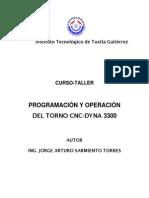 Curso Torno-cnc Dyna