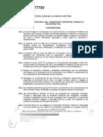 Reglamento General de Homologaci0n No11