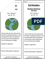 1 3 bookmark  earthquakes