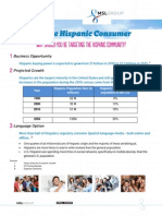 Reaching The Hispanic Consumer