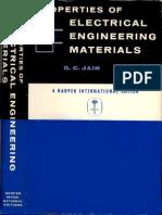PropertiesOfElectricalEngineeringMaterials
