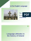 Ireland and the English Language