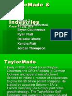 Chpt6 Taylor Made HON