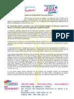 Requisitos de Solicitud de Concesión Minera2014