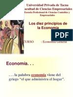 1 Los Diez Principios de La Economia