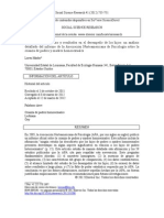 Same Sex Parenting and Children--s Outcomes Translation Into Spanish