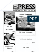 The Stony Brook Press - Volume 4, Issue 6