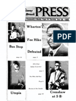The Stony Brook Press - Volume 4, Issue 7