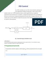 PID Controlsss