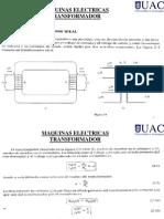 Maquinas Eléctricas - Transformadores