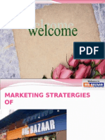Marketing Stratergies Of