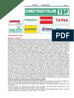Agenda Constructiilor - 15.03.2011