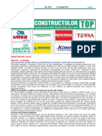 Agenda Constructiilor - 21.03.2011