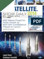 Satellite Show 2014 Day - 4