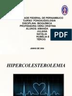 Hipercolesterolemia e aterosclerose