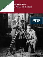 Silent Film Preservation