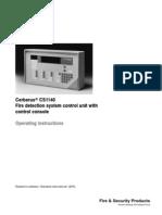 AlgoRex - CS1140 Operators Manual (EP5)