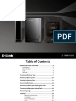 DNS-315 A1 ShareCenter Sync Manual v1.00