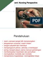 Askep Nyeri Pada Orthopedi