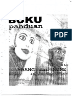 Buku Kumpulan Pengetahuan Abang None Jakarta Barat (1)