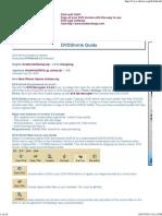 DVDShrink User Guide