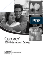 CERAMCO International Catalog ENGLISH