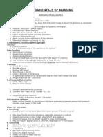 Fundamentals of Nursing (5)