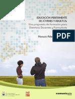 2012. Ferreyra. Educación Permanenete