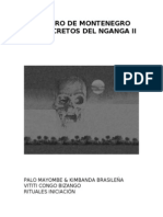 Vititi Congo Bizango - El Libro de Montenegro - Nganga 2