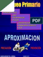 Guía de Primeros Auxilios Rcp