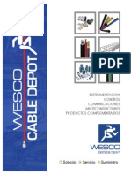 Cable Brochure Wesco Distribution