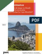 10 Minutos - Tiempo de Juego en Brasil