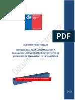 Alumbrado Publico 2013