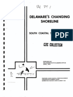 Delaware's Changing Shoreline