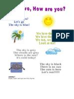 Weather Poem