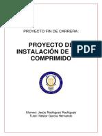 Proyecto Fin de Carreta Instalacion de Aire Comprmido