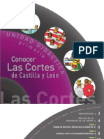 Las Cortes de Castilla y Leon.