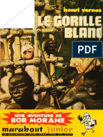 Le Gorille Blanc - Vernes,Henri