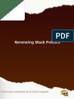 Renewing Black Politics