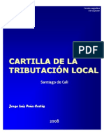 Cartilla Tributacion Local