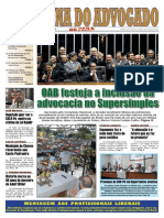 TRIBUNA DO ADVOGADO DO PARÁ - BRASIL - Ed. 13 - Julho 2014