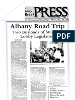 The Stony Brook Press - Volume 5, Issue 21