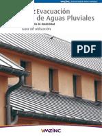Evacuacion Aguas Pluviales