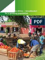 SubSaharan Africa Agro