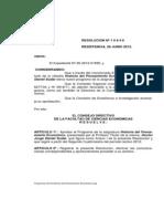 Programa 2013 HPE