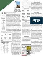 6/29/14 Bulletin