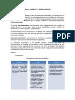 Evaluación Psicológica PIR