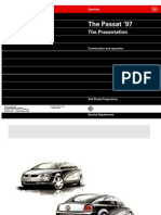 VW Passat B5 Self Study Guide SP191