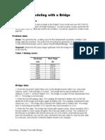08a 02 Description-Flood Profile Modeling With a Bridge Work