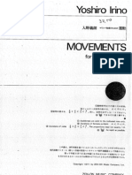 Irino, Y.- Movements